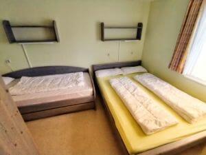Bungalow 1 - Schlafzimmer (4 Personen)