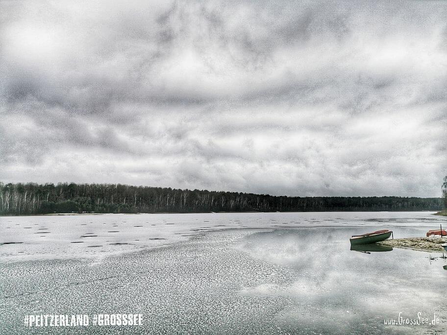 Großsee - nördliches Ufer