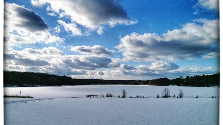 Weißer Strand - Großsee
