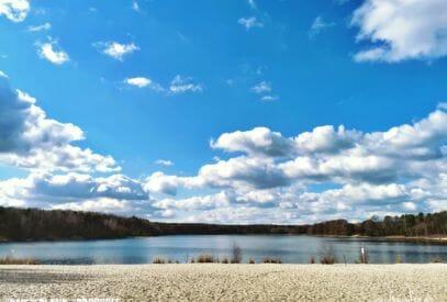 Großsee - mittags