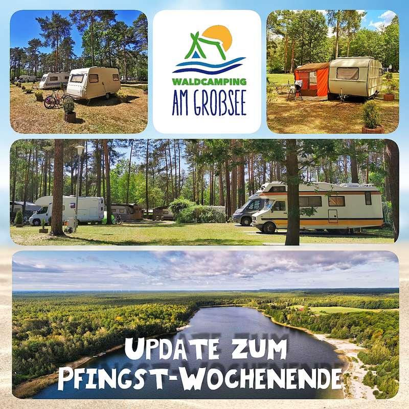 Update Pfingst-Wochenende