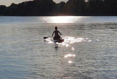 Wassersport Großsee
